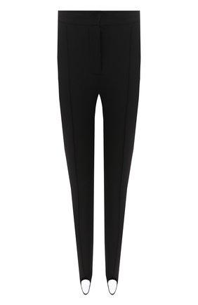 Женские брюки со штрипками LOW CLASSIC черного цвета, арт. L0W20FW_LG02BK | Фото 1
