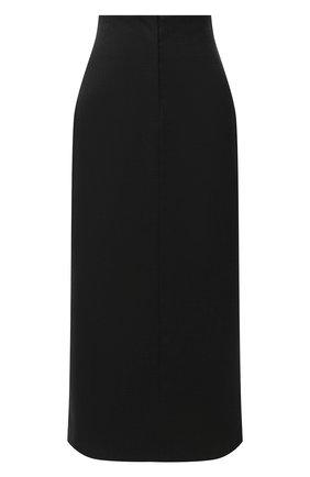 Женская юбка LOW CLASSIC серого цвета, арт. L0W20FW_SK03GR | Фото 1