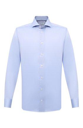 Мужская хлопковая сорочка ETON голубого цвета, арт. 1000 02180 | Фото 1