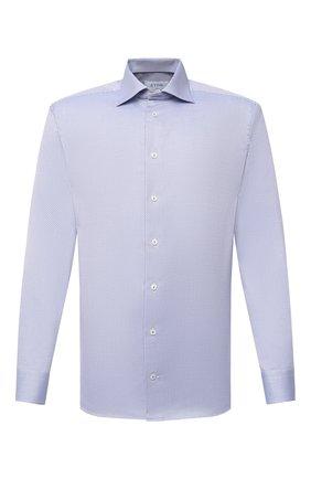 Мужская хлопковая сорочка ETON синего цвета, арт. 1000 01281 | Фото 1