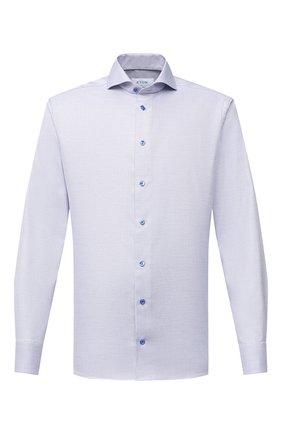 Мужская хлопковая сорочка ETON синего цвета, арт. 1000 01784 | Фото 1