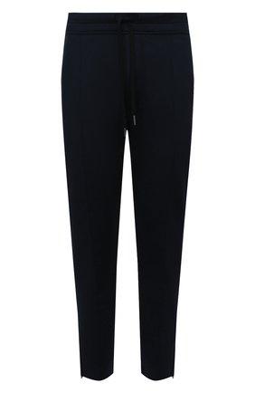 Мужские брюки TOM FORD черного цвета, арт. BV264/TFJ980 | Фото 1