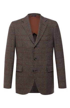 Кашемировый пиджак | Фото №1