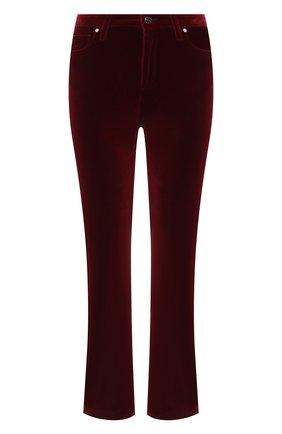 Женские джинсы KITON бордового цвета, арт. DJ50101X04T63 | Фото 1