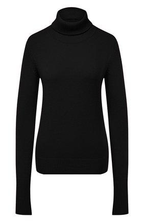 Женская кашемировая водолазка JOSEPH черного цвета, арт. JF004777   Фото 1