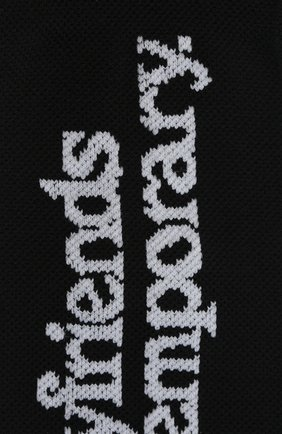 Женские носки OFF-WHITE черно-белого цвета, арт. 0WRA003F20KNI0011001   Фото 2