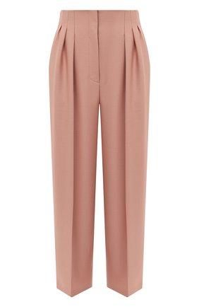 Женские брюки JM STUDIO розового цвета, арт. FW202102   Фото 1