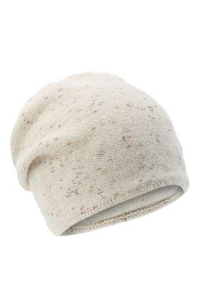 Женская шерстяная шапка CANOE белого цвета, арт. 4003400 | Фото 1