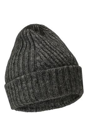 Женская шапка CANOE черного цвета, арт. 4918210 | Фото 1