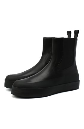 Кожаные ботинки Zaniah | Фото №1