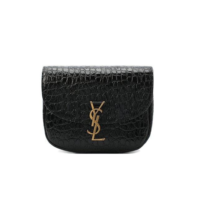 Кожаная сумка Kaia medium Saint Laurent