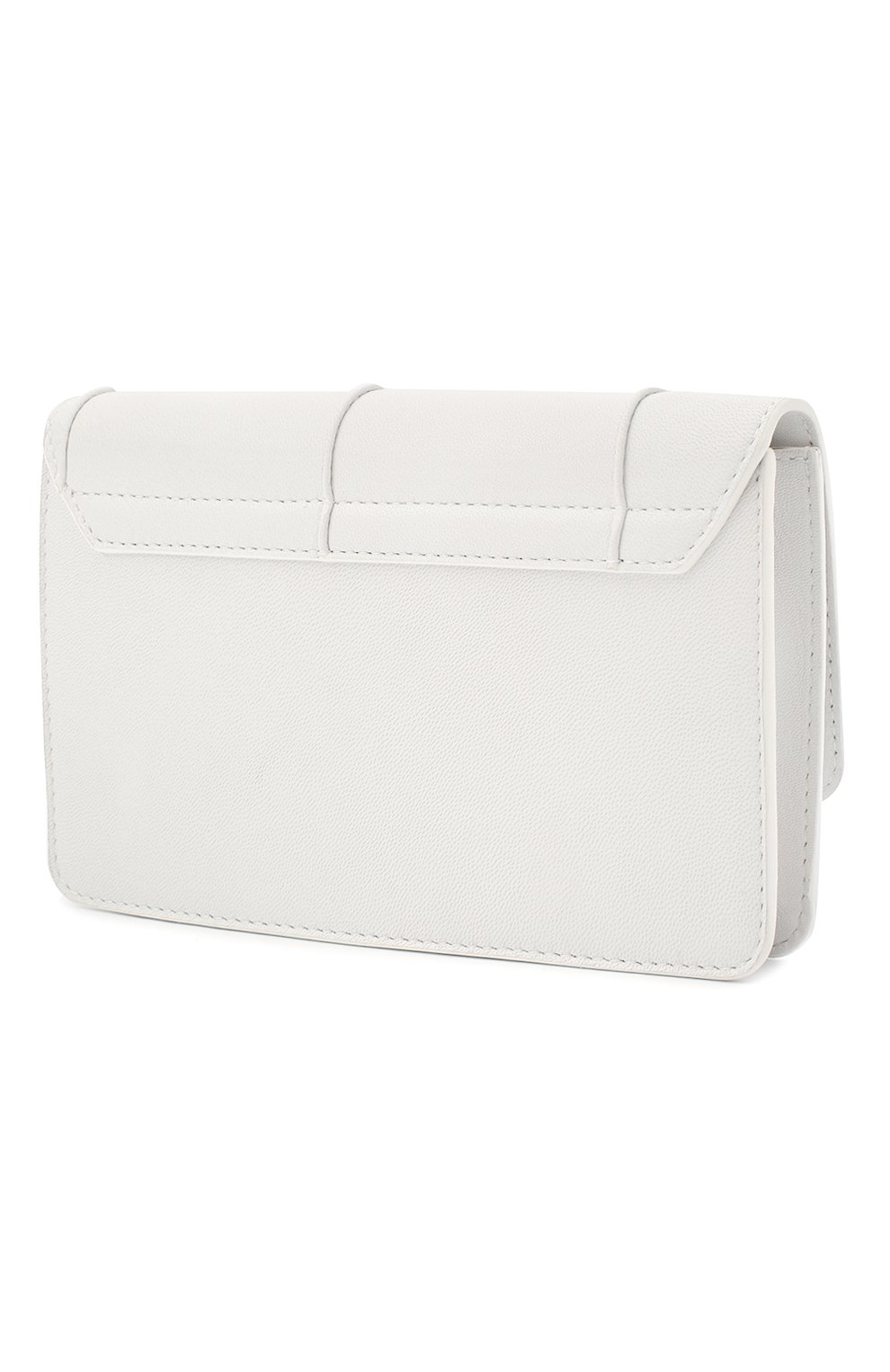 Женская сумка le riviera mini JACQUEMUS белого цвета, арт. 203BA09/308100 | Фото 4