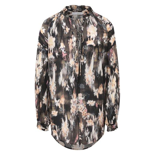 Шелковая блузка Iro