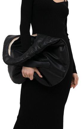 Женский сумка padding LOW CLASSIC черного цвета, арт. L0W20FW_BA14BK | Фото 2