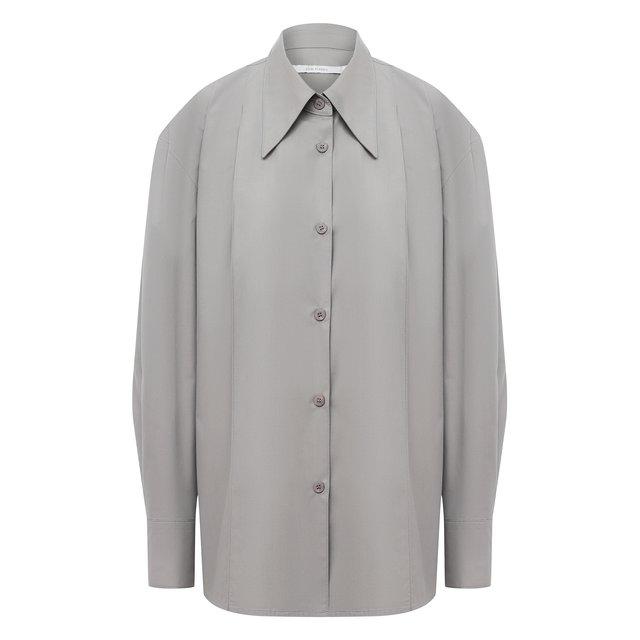 Хлопковая рубашка Low Classic