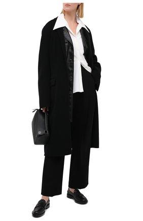 Женский жакет LOW CLASSIC черного цвета, арт. L0W20FW_SH06BK | Фото 2
