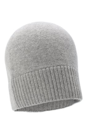 Мужская кашемировая шапка lisbon CANOE серого цвета, арт. 4912470 | Фото 1