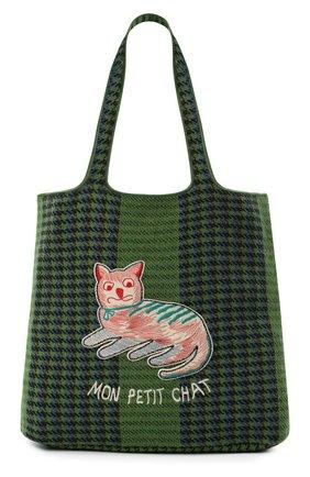 Текстильная сумка-шопер Lana | Фото №1