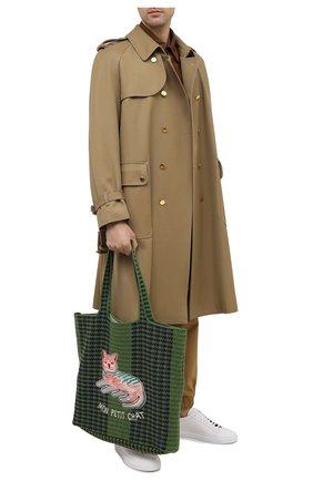 Текстильная сумка-шопер Lana | Фото №2