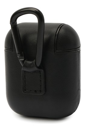 Мужской чехол для airpods DSQUARED2 черного цвета, арт. ITM0096 39202566 | Фото 2