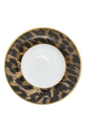 Мужского блюдце RALPH LAUREN коричневого цвета, арт. 680550089001 | Фото 1