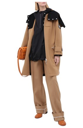 Женская куртка LOW CLASSIC черного цвета, арт. L0W20FW_T002BK | Фото 2
