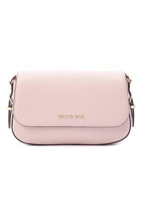 Женская сумка bedford legacy MICHAEL MICHAEL KORS розового цвета, арт. 32F9G06C7L   Фото 1 (Материал: Натуральная кожа; Сумки-технические: Сумки через плечо; Ремень/цепочка: На ремешке; Размер: small)