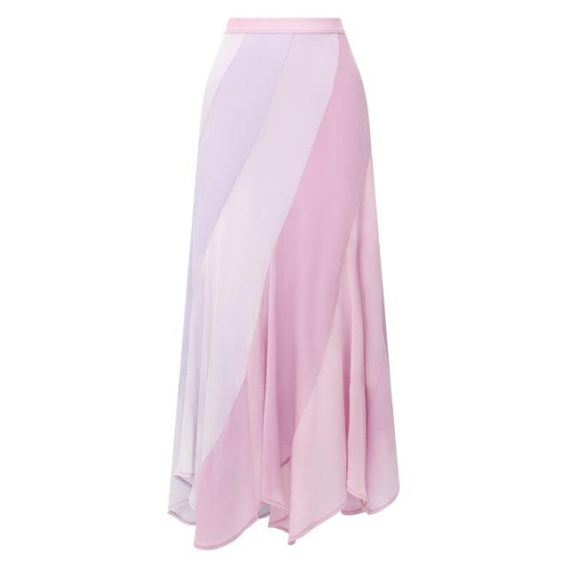 Шелковая юбка Polo Ralph Lauren