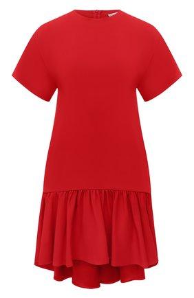 Женское платье REDVALENTINO красного цвета, арт. UR0VAV40/0F1 | Фото 1