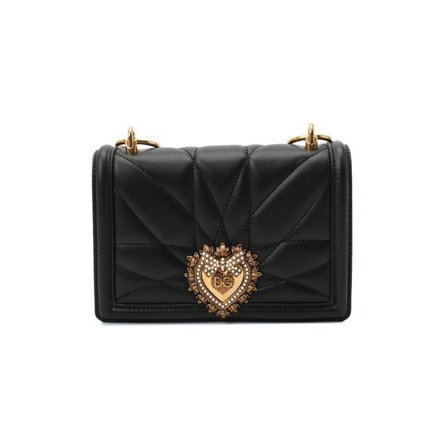 Кожаная сумка для кредитных карт Devotion Dolce & Gabbana