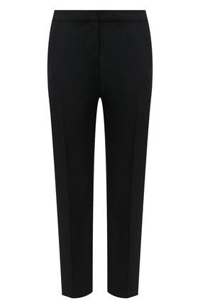 Женские брюки DRIES VAN NOTEN черного цвета, арт. 202-10967-1224 | Фото 1