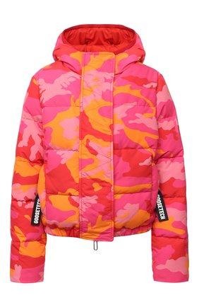 Женский пуховая куртка GOOSE TECH разноцветного цвета, арт. GST.220.200.603 | Фото 1