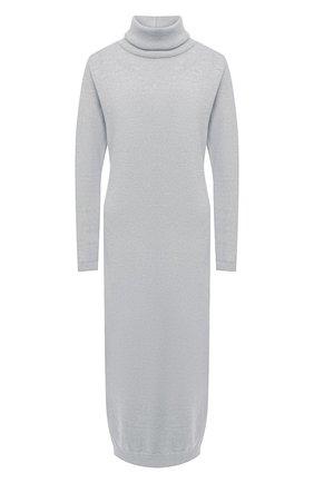 Женское платье PIETRO BRUNELLI серого цвета, арт. AGI010/WS0004 | Фото 1