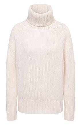 Женский кашемировый свитер NOT SHY светло-бежевого цвета, арт. 3702531C   Фото 1