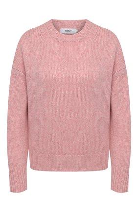 Женский кашемировый свитер NOT SHY розового цвета, арт. 3702530C   Фото 1