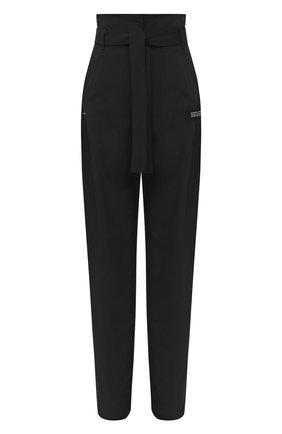 Женские брюки OFF-WHITE черного цвета, арт. 0WCA114E20FAB0021000   Фото 1