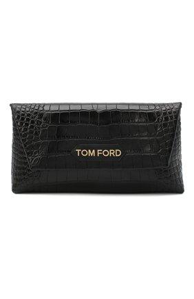 Женская сумка label small TOM FORD черного цвета, арт. L1399T-LCL132 | Фото 1