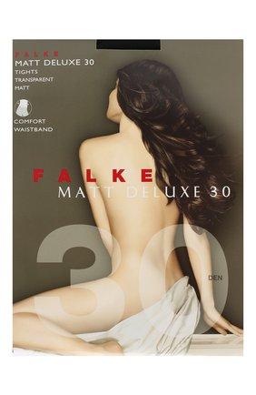 Женские колготки matt deluxe FALKE черного цвета, арт. 40630 | Фото 1