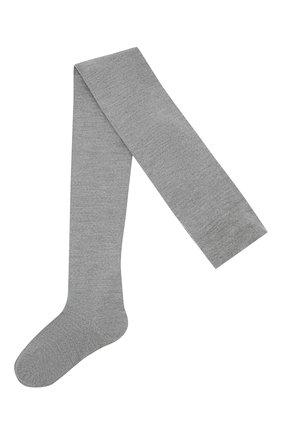 Женские колготки softmerino FALKE светло-серого цвета, арт. 48425. | Фото 1