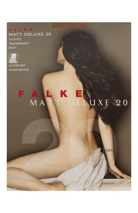 Женские колготки matt deluxe FALKE бежевого цвета, арт. 40620 | Фото 1