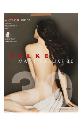 Женские колготки matt deluxe FALKE бежевого цвета, арт. 40630 | Фото 1