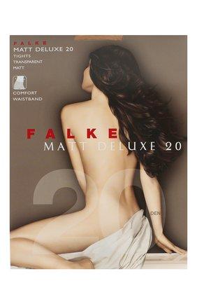 Женские колготки matt deluxe FALKE светло-бежевого цвета, арт. 40620 | Фото 1