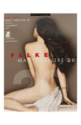 Женские колготки matt deluxe FALKE коричневого цвета, арт. 40620 | Фото 1