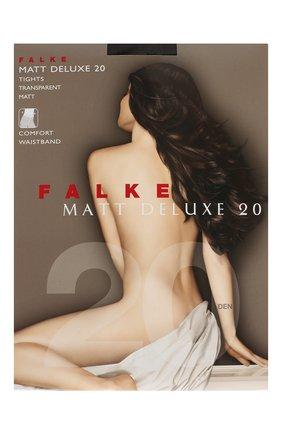 Женские колготки matt deluxe FALKE темно-серого цвета, арт. 40620 | Фото 1