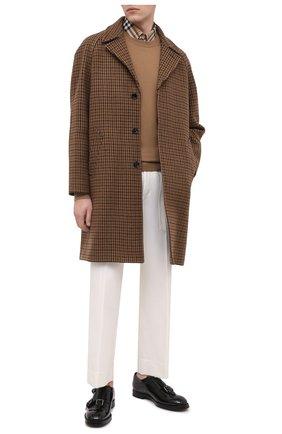 Мужские кожаные монки michelangelo DOLCE & GABBANA черного цвета, арт. A10612/A1203 | Фото 2