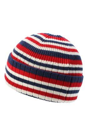 Мужская шерстяная шапка GUCCI синего цвета, арт. 624894/4G332 | Фото 2