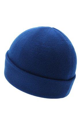 Мужская шерстяная шапка GUCCI синего цвета, арт. 612118/4G332 | Фото 2