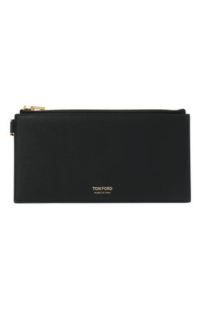Мужской комплект из футляра для ключей и футляра для кредитных карт TOM FORD черного цвета, арт. Y0294T-LCL081 | Фото 2