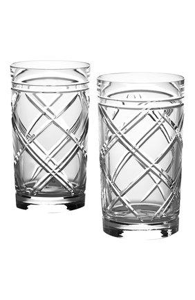 Мужского комплект из двух стаканов brogan RALPH LAUREN прозрачного цвета, арт. 680549986001 | Фото 1