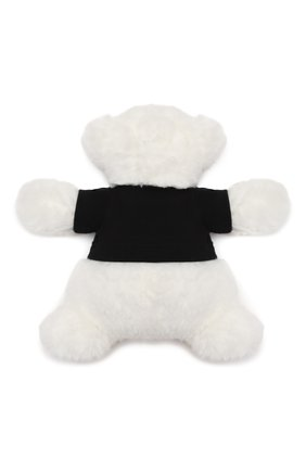 Детский комбинезон с игрушкой GIVENCHY белого цвета, арт. H9K029 | Фото 6